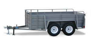 Model #5x10UT: Utility Trailer