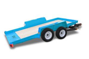 Model #TB82x14 | Tilt-Bed | Sky Blue