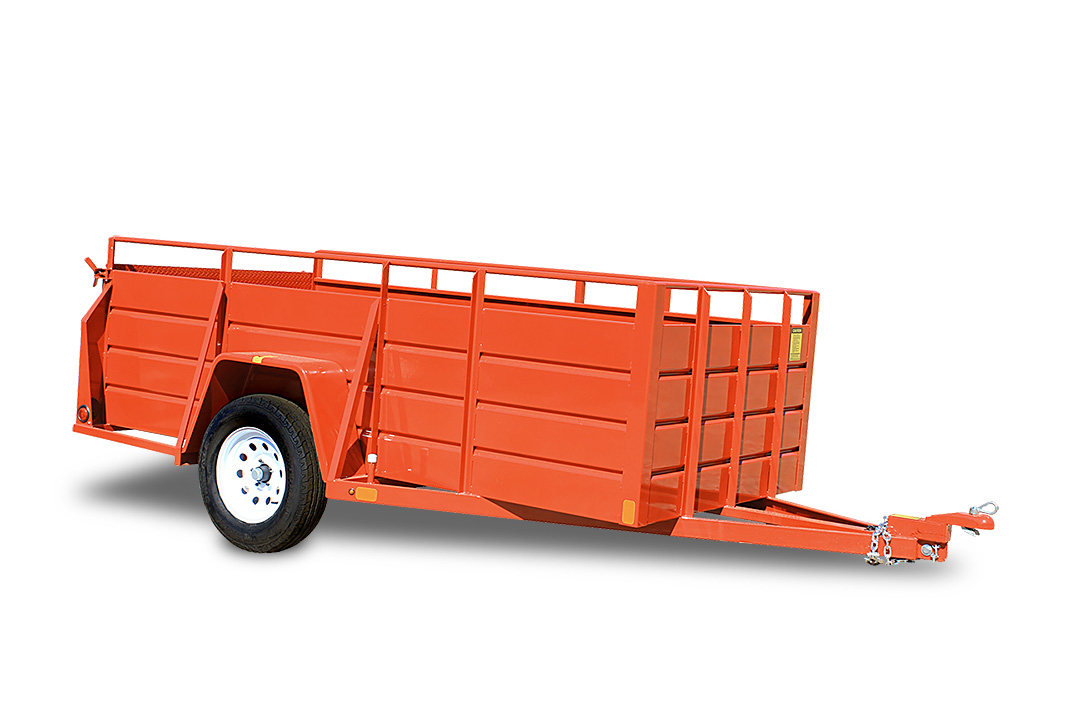 Model #5x10US: Utility Trailer