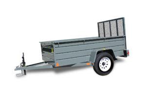 Model #UB5x8: Utility Trailer